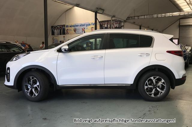 Bestellfahrzeug, konfigurierbar Kia Sportage - Vision Exclusive :NAVI  LED  WinterPak