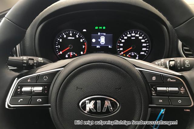 "Kia Sportage GT Line :SOFORT+ Panorama+ Leder+ NAVI+ LED+ 19"" Frühlingsaktion! Nur diese Woche!"