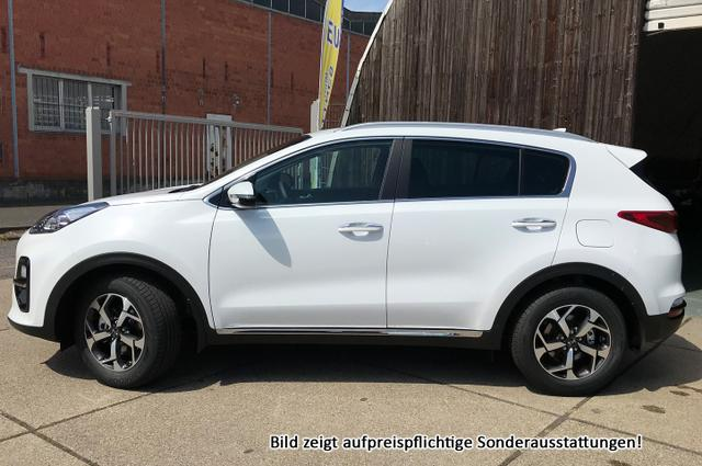 Bestellfahrzeug, konfigurierbar Kia Sportage - Vision : Handy-NAVIGATION    WinterPak