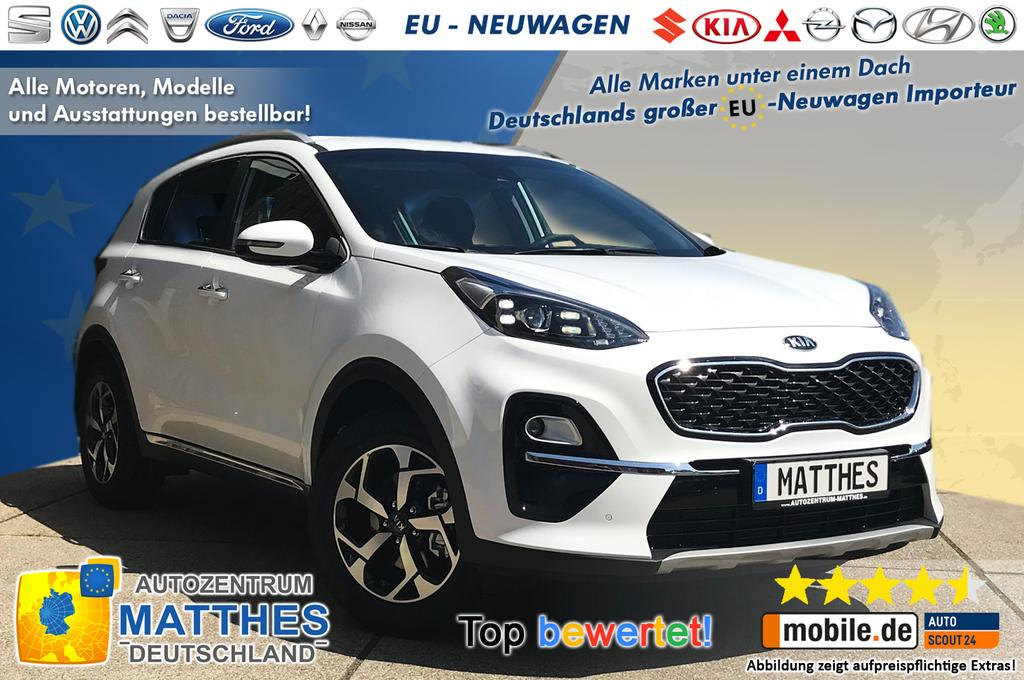 kia sportage facelift 2019 vision neu euro6d temp 2019. Black Bedroom Furniture Sets. Home Design Ideas