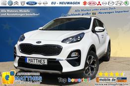 Kia Sportage      Vision Exclusive :NAVI  WinterPak  Kamera