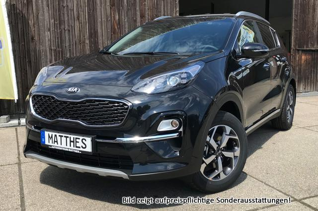 Kia Sportage - Edition 7 :Handy-NAVIGATION* + Kamera+ Radio