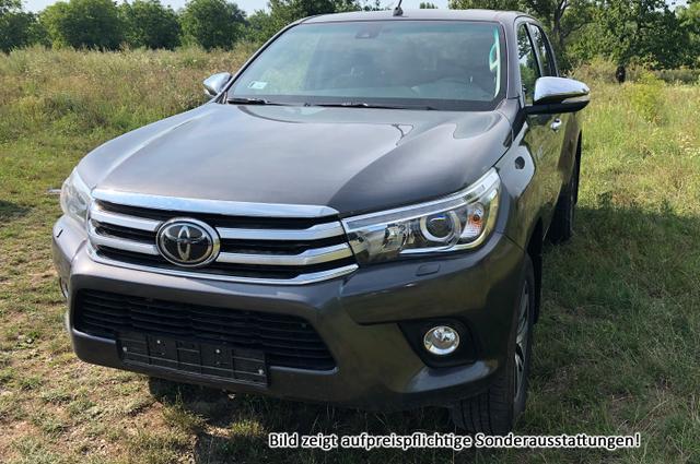 Toyota Hilux - Duty :Klima+ Radio+ Bluetooth+ CD+ Tagfahrlicht