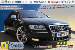 Audi S8 - quattro  Xenon Bang&Olufsen PDC
