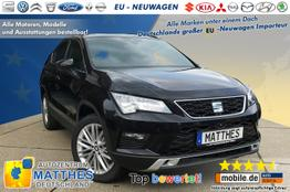 "SEAT Ateca - Xcellence :Full LED  Klimaaut.  18""  Parkhilfe"