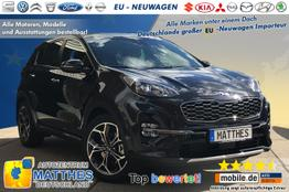 """Kia Sportage - GT-Line Plus :NAVI 8""""  Leder  19""""  SmartK"""