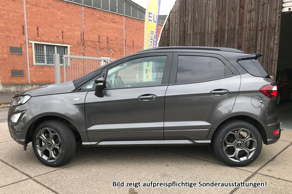 Ford Ecosport St Line Handy Navigation Teilleder