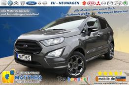 Ford EcoSport      ST-Line :SOFORT/ nur diese Woche / begrenzte Stückzahl