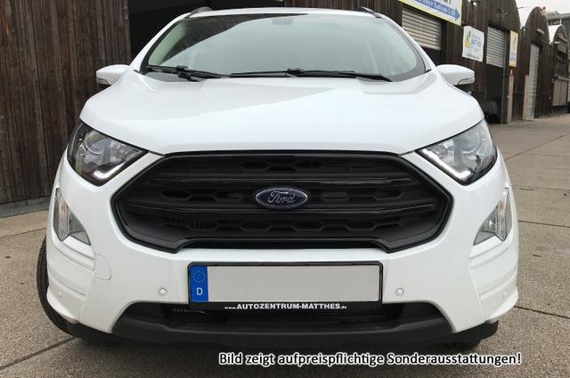 """Bestellfahrzeug, konfigurierbar Ford EcoSport - ST-Line :Handy-NAVIGATION    Teilleder  17"""""""
