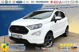 """Ford EcoSport - ST-Line :Handy-NAVIGATION    Teilleder  17"""""""
