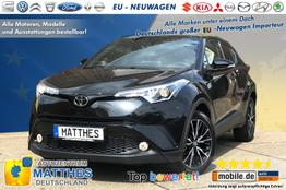 "Toyota C-HR - Flow :WinterPak  Klimaaut.  Radio  17""  SafetyS"