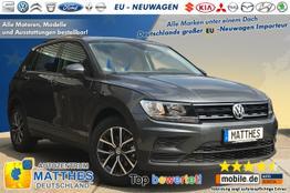 "Volkswagen Tiguan (Aktion!) - Comfortline :WinterPak  Klimaauto.  PDC v/h  17""Alu  ACC"