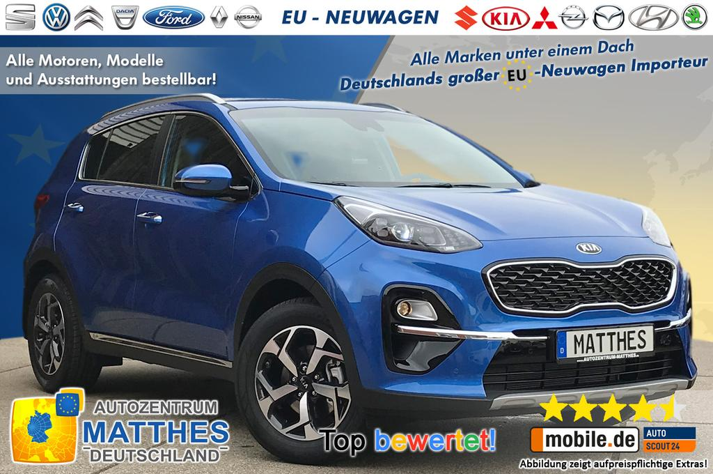 kia sportage facelift 2019 vision exclusive 2019 navi. Black Bedroom Furniture Sets. Home Design Ideas