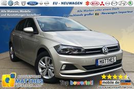 Volkswagen Polo (5-Türer) - Trendline :SOFORT/ WinterPak / nur diese Woche begrenzte
