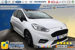"Ford Fiesta 5D      ST-Line :Handy-NAVIGATION    Klima  17"""