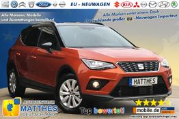 Seat Arona - Reference :Klima  Radio  Bluetooth  Frontassist  ZV