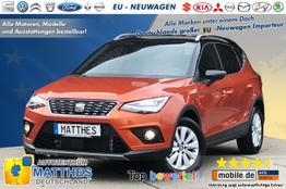 "SEAT Arona      Style :Klima  Bluetooth  Tempo  16""Alu"