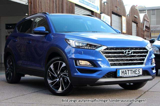 Hyundai Tucson - Select :NEU EURO6d-TEMP+ 2019+ Handy-NAVIGATION*+ WinterPak