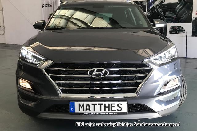 Vorlauffahrzeug Hyundai Tucson - Premium :NEU EURO6d-TEMP  2019  NAVI  Winter Paket  Parkhilfe