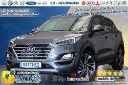 """Hyundai Tucson (Aktion!) - Premium :Leder  NAVI  Winter Paket  18"""" Alu  Parkhilfe"""
