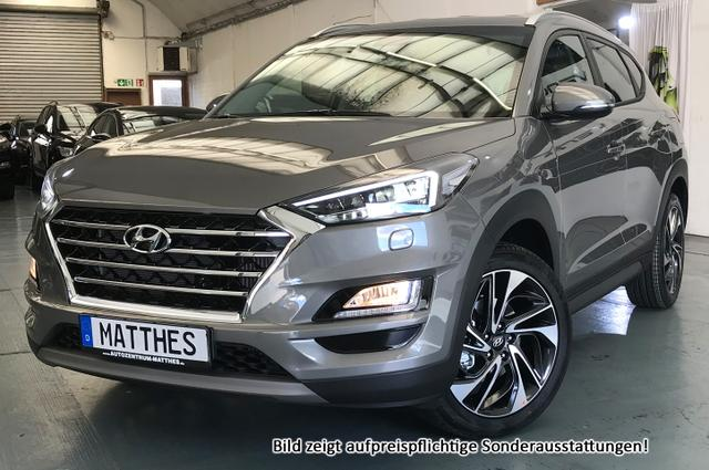 Hyundai Tucson - Premium :NEU EURO6d-TEMP+ SOFORT+ 2019+ Full LED+ 19