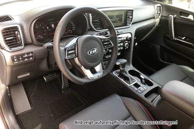 "Kia Sportage GT Line PLUS :Panorama+ Leder+ Technik Pak+ NAVI 8""+ JBL"
