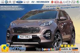 "Kia Sportage - GT-Line :Panorama  NAVI  Leder  19""  LED  Parkhilfe  TechPak  K"