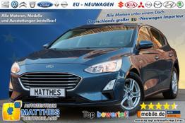 Ford Focus Limo 5D [Aktion!] - AZM Titanium Edt. :NAVI   Klimaaut. Parkpilot