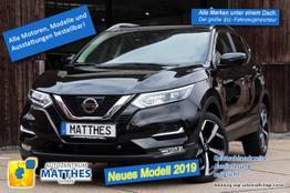 Nissan Qashqai -   Tekna  :DynamicPak  Pano  Leder  LED  BOSE  Navi Mit neuen EVAPO Motor!!!