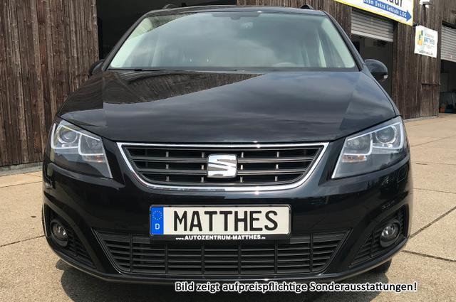 Gebrauchtfahrzeug Seat Alhambra - Style SIETE :Vorbestellt/ nur diese Woche / begrenzte Stückzahl