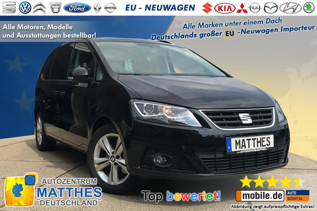 seat alhambra 2019 xcellence neu euro6d temp kessy. Black Bedroom Furniture Sets. Home Design Ideas