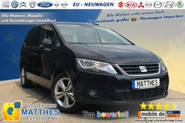 SEAT Alhambra - Reference :3Z Klimaauto.  Radio  Tempomat  Spur