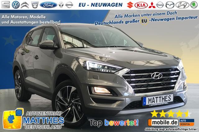Hyundai Tucson - Pure :Parkhilfe+ Tempomat+ 16