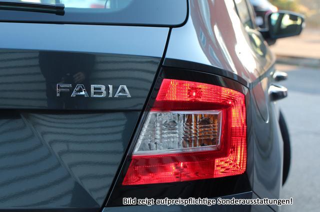 Skoda Fabia AZM Style Edt.:SOFORT+ Handy-NAVIGATION*+ Winterpak+ Parkhilfe+