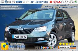 Skoda Fabia Limo - Ambition :WinterPak  Radio Swing  Chrom-P