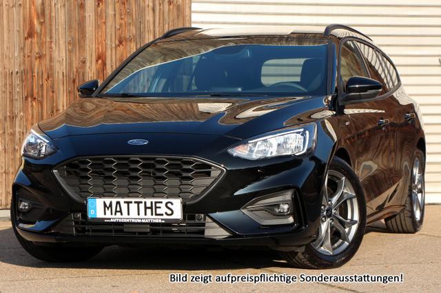 Ford Focus Turnier - AZM Titanium Edt.:NEU EURO6d-TEMP+ 2019 +NAVI+ WinterPak