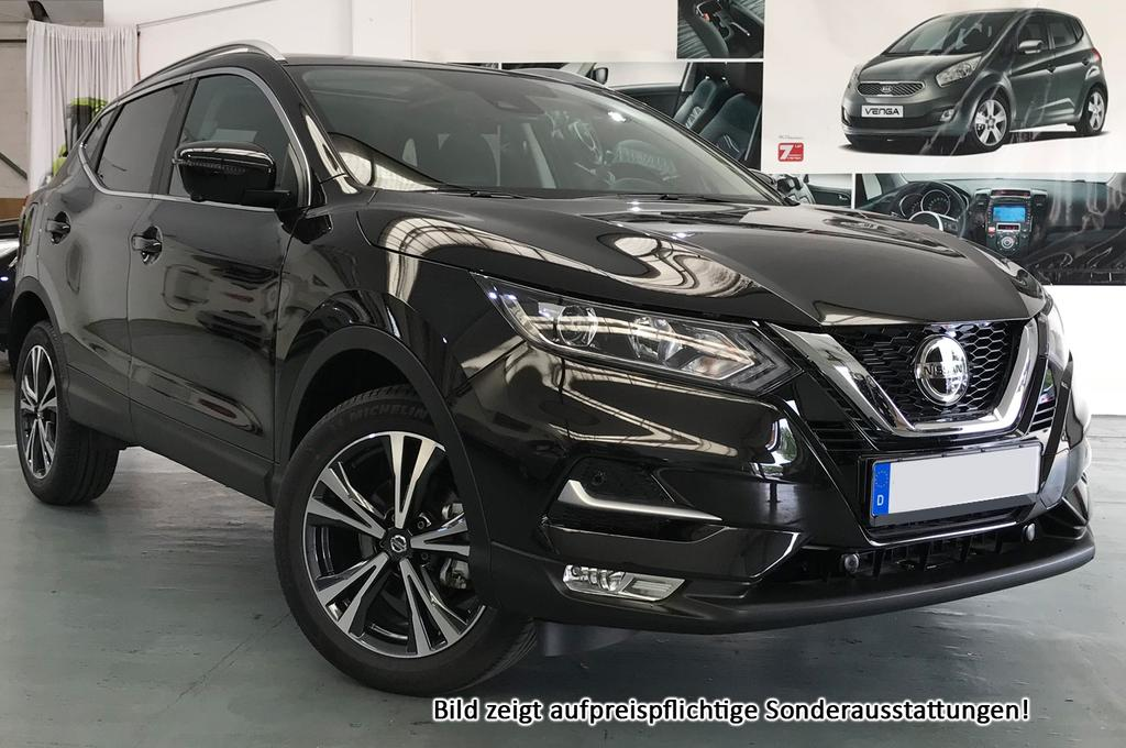 nissan qashqai my2019 acenta handy navigation. Black Bedroom Furniture Sets. Home Design Ideas