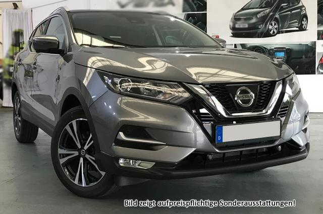 Bestellfahrzeug, konfigurierbar Nissan Qashqai - N-Connecta :NAVI  Keyless  WinterPak