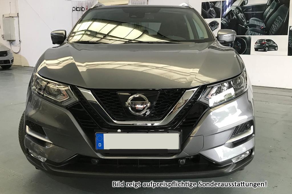 Nissan Qashqai My2019 N Connecta Neu Euro6d Temp 2019
