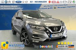 Nissan Qashqai (AKTION!) - N-Connecta :NAVI  Keyless  WinterPak