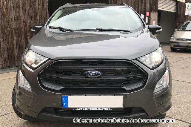 Bestellfahrzeug, konfigurierbar Ford EcoSport - Titanium : Handy-NAVIGATION    Teilleder  Klimaa