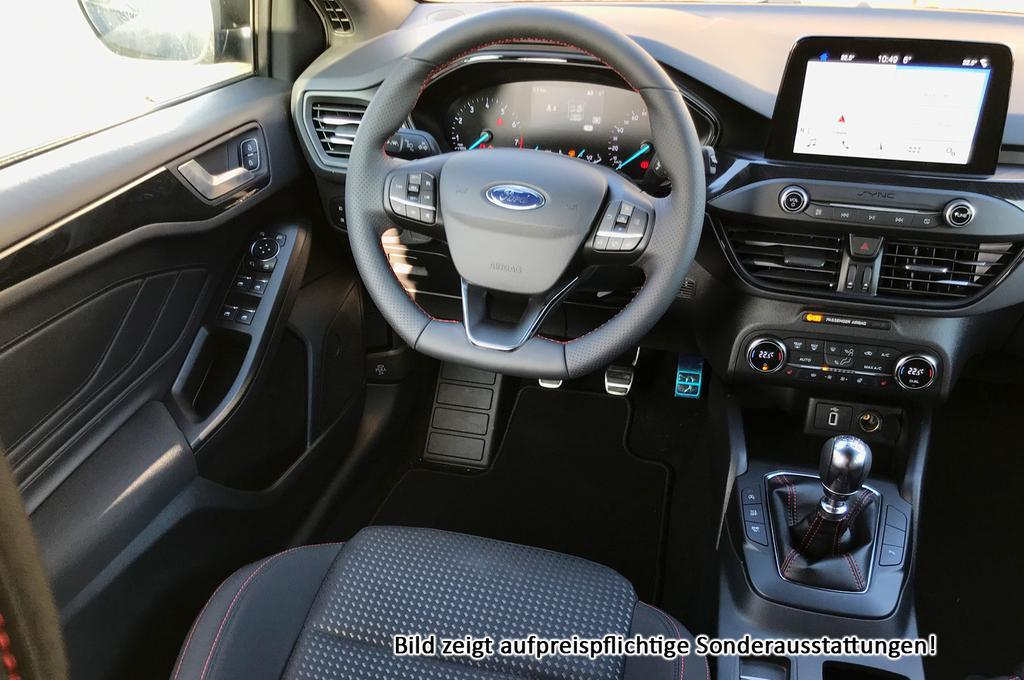 Ford Focus Turnier 2019 Titanium Handy Navigation Sync3