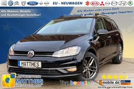 Volkswagen Golf Variant (Aktion!) - Comfortline PLUS :Handy-NAVIGATION   Parkhilfe