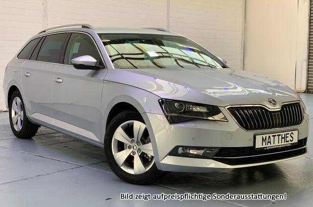Skoda Superb Combi - Active :PDC+ Klimaautomatik+ Radio+ Bluetooth