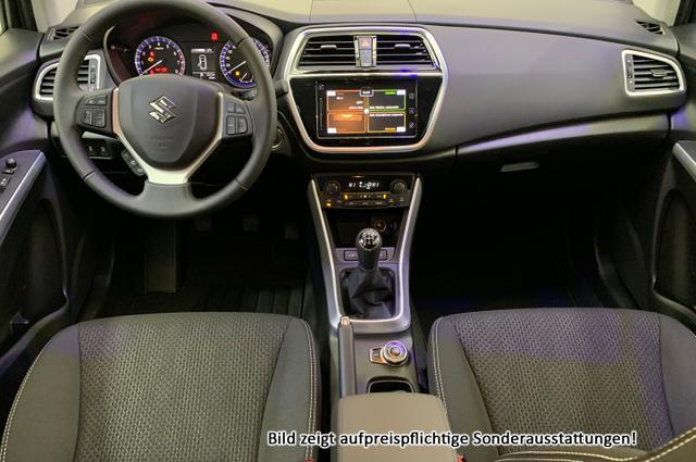 Suzuki SX4 S-Cross Comfort+ :SOFORT+ Navi+ WinterPak+ Parkhilfe+ Kamera