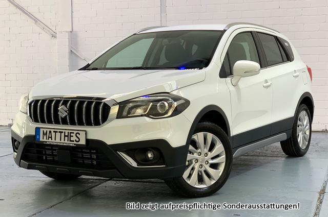 Suzuki SX4 S-Cross - Club :Klima+ Radio+ Tempomat+ MuFu Display