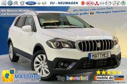 Suzuki SX4 S-Cross - Club :Klima  Radio  Tempomat  MuFu Display