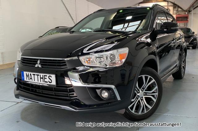 "Mitsubishi ASX - Basis Plus :Parkhilfe  Klimaaut.  16"" Alu"