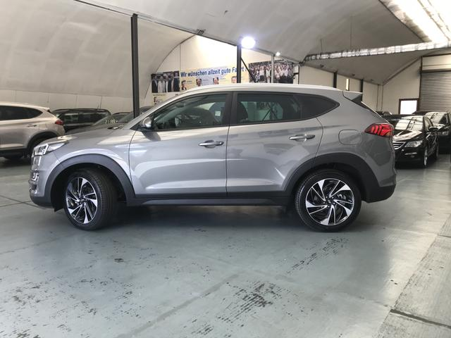 """Gebrauchtfahrzeug Hyundai Tucson - Premium : Full LED  19""""  NAVI"""