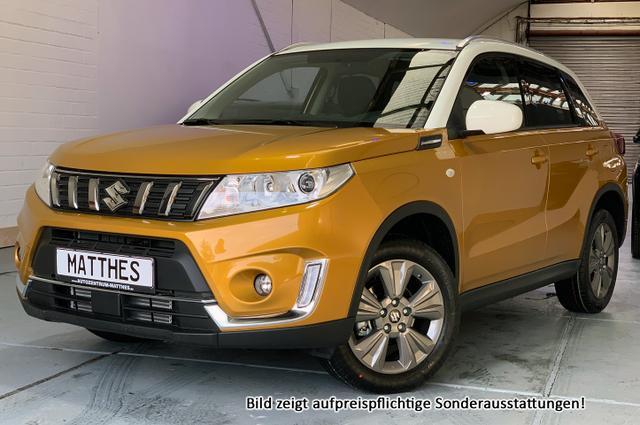 Bestellfahrzeug, konfigurierbar Suzuki Vitara - Comfort :NAVI  WinterPak  Kamera